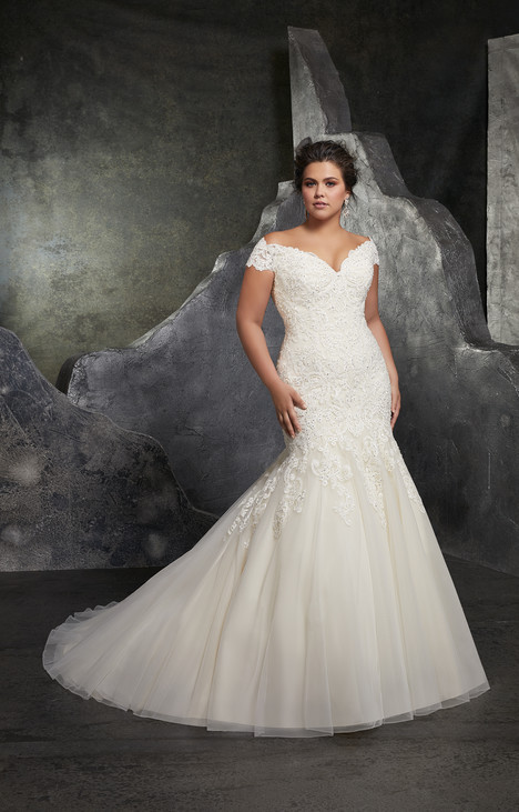 3234 Wedding                                          dress by Mori Lee: Julietta
