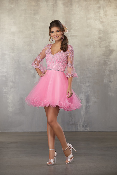 9473 Prom                                             dress by Morilee Damas