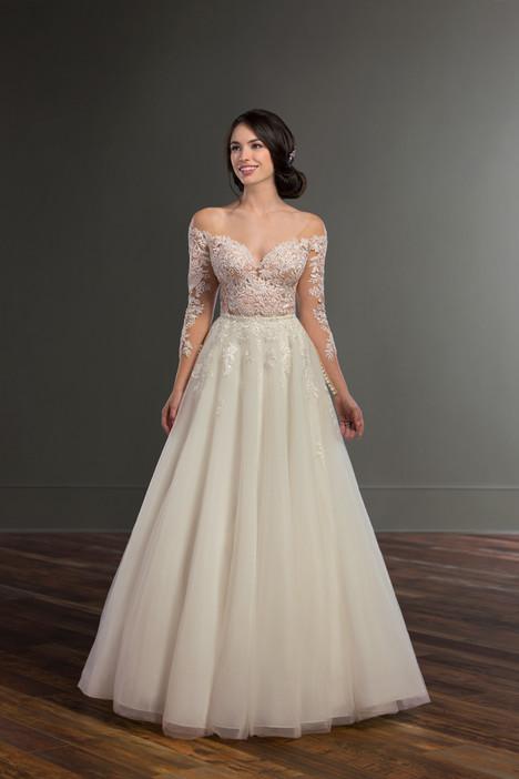 Brena + Sabene Wedding                                          dress by Martina Liana