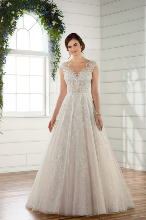 D2347 Wedding                                          dress by Essense of Australia