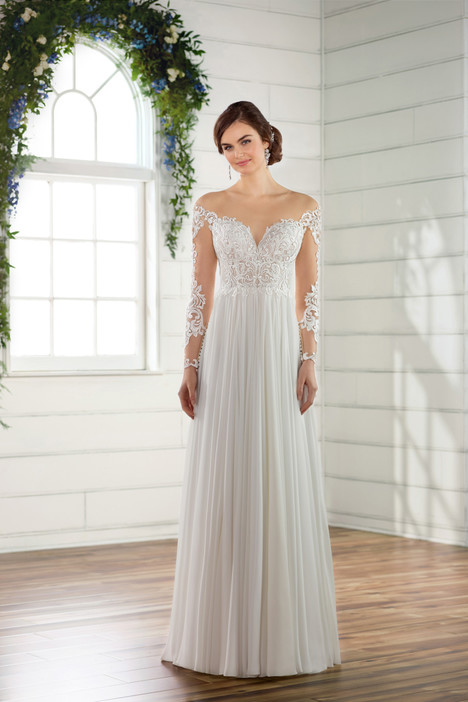 D2465 Wedding                                          dress by Essense of Australia