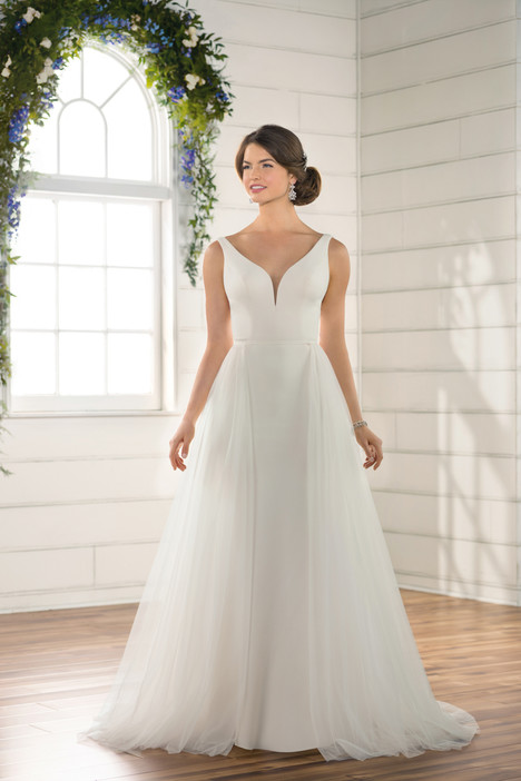 D2473 (2) Wedding                                          dress by Essense of Australia
