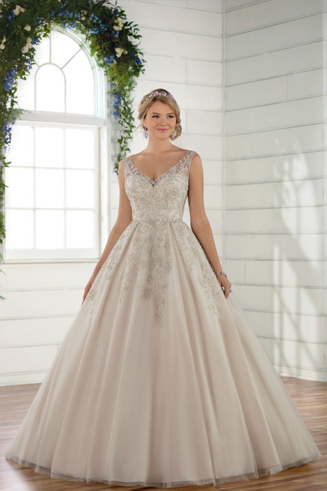 D2499 Wedding                                          dress by Essense of Australia