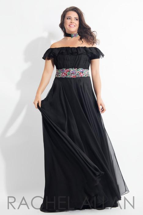 6301 Prom                                             dress by Rachel Allan : Curves