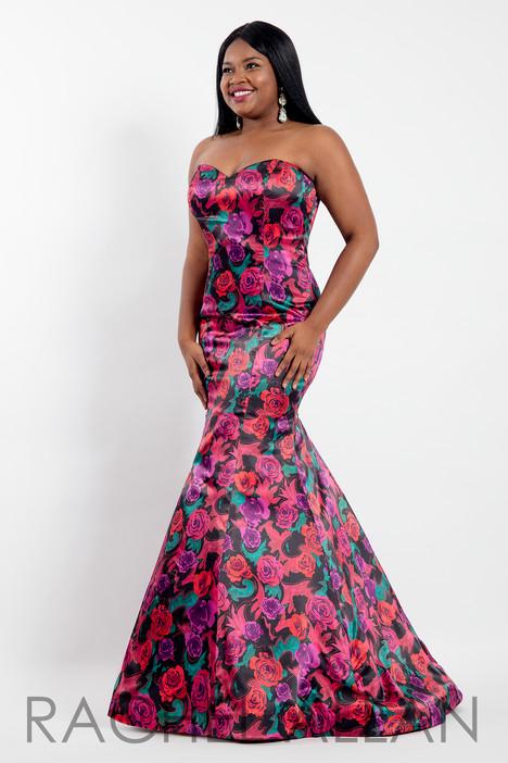 6312 Prom                                             dress by Rachel Allan : Curves