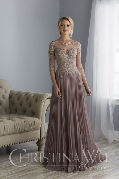 17860 Mother of the Bride                              dress by Christina Wu: Elegance