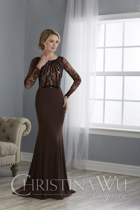 17873 Mother of the Bride                              dress by Christina Wu: Elegance