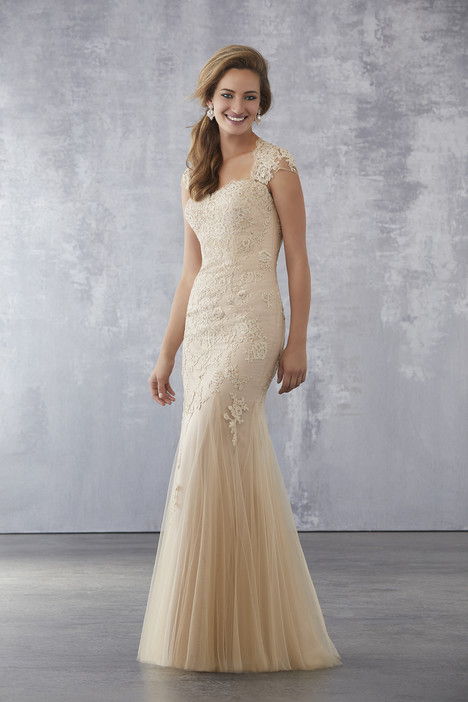 71701 (Champagne) Mother of the Bride                              dress by Mori Lee : MGNY