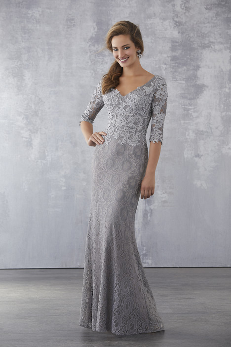 71707 (Silver) Mother of the Bride                              dress by Mori Lee : MGNY