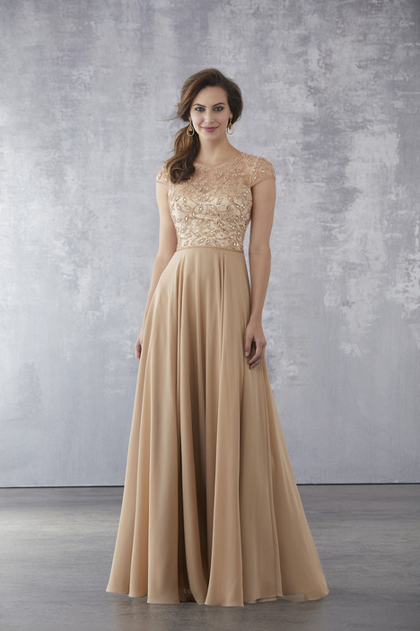 71708 (Champagne) Mother of the Bride                              dress by Mori Lee : MGNY