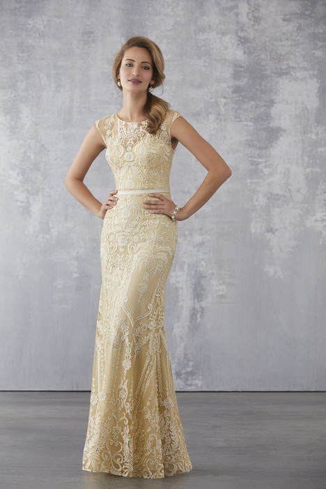 71711 (Champagne) Mother of the Bride                              dress by Mori Lee : MGNY