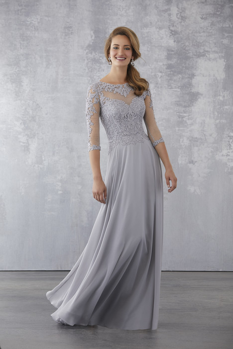 71714 (Platinum) Mother of the Bride                              dress by Mori Lee : MGNY