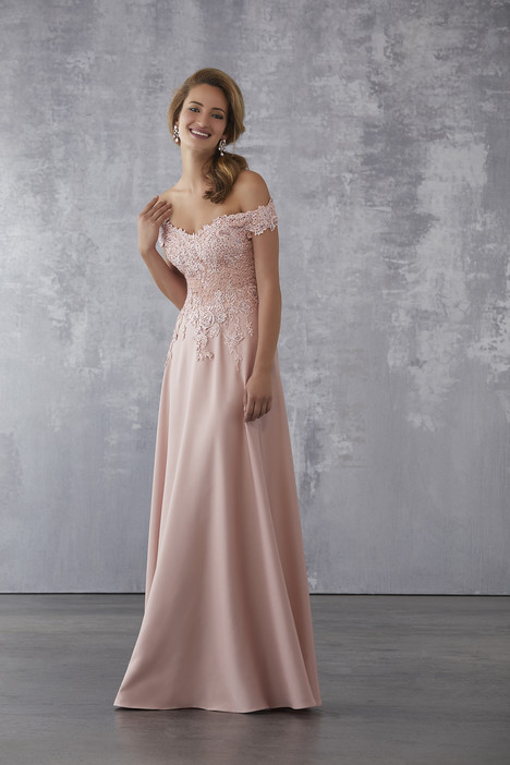 (Blush) Mother of the Bride dress by MGNY Madeline Gardner