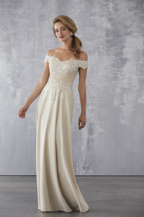 71717 (Champagne) Mother of the Bride                              dress by Mori Lee : MGNY