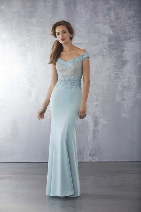 Style 71720, (Sea Glass) gown from the 2018 MGNY Madeline Gardner collection, as seen on dressfinder.ca