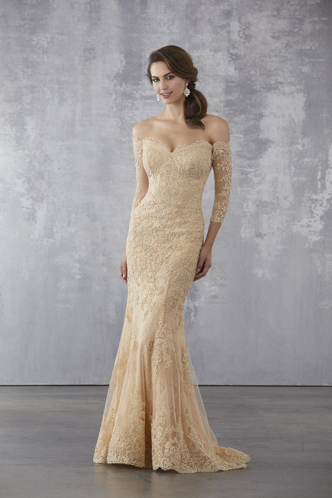 Style 71731, (Champagne) gown from the 2018 MGNY Madeline Gardner collection, as seen on dressfinder.ca