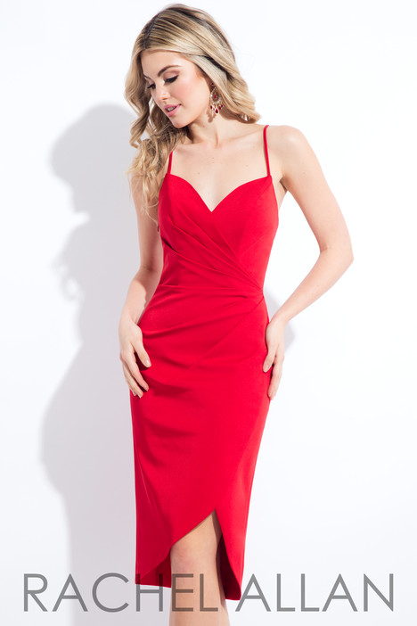 L1099 (Red) Prom                                             dress by Rachel Allan : LBD
