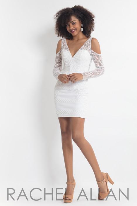 L1106 Prom                                             dress by Rachel Allan : LBD
