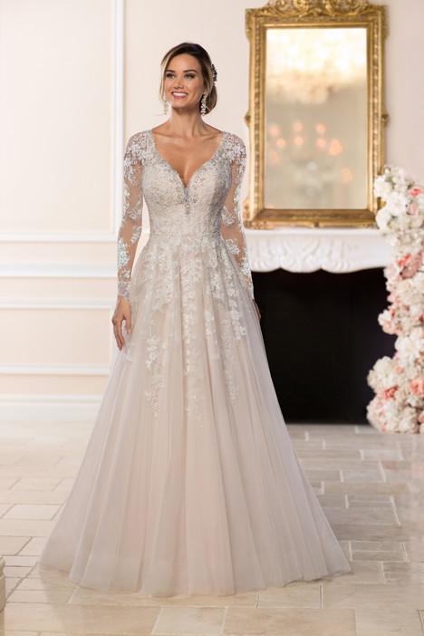 6436 (2) Wedding                                          dress by Stella York