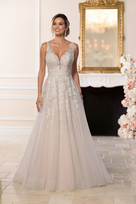 6436 Wedding                                          dress by Stella York