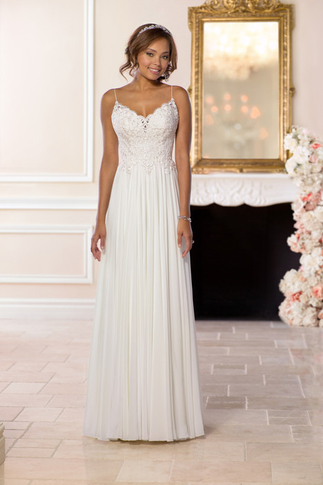 6579 Wedding                                          dress by Stella York