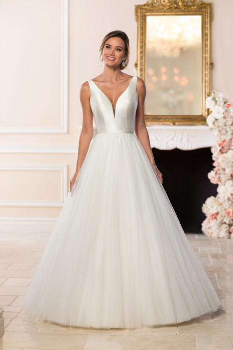 6581 Wedding                                          dress by Stella York