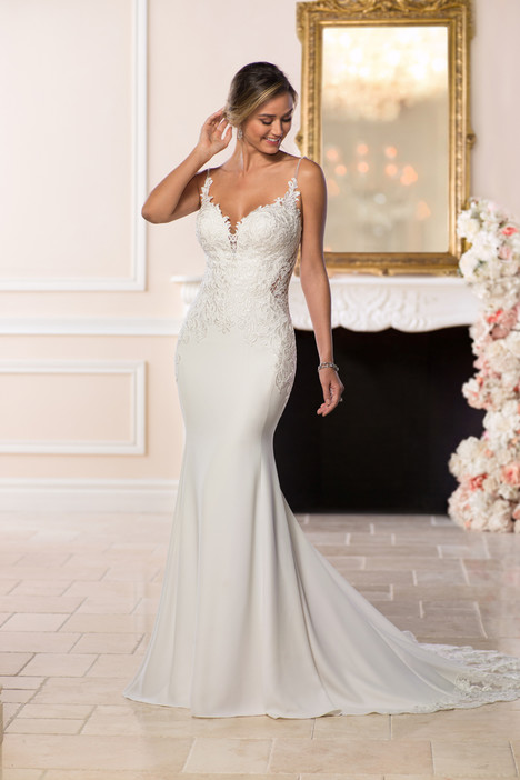 6586 Wedding                                          dress by Stella York