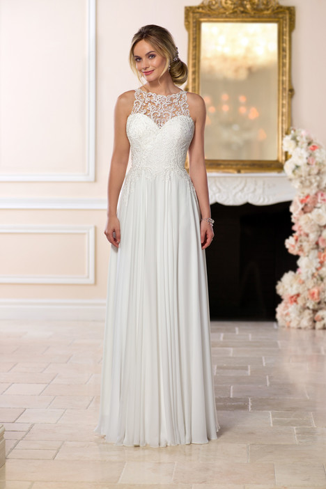 Style 6593 gown from the 2018 Stella York collection, as seen on dressfinder.ca