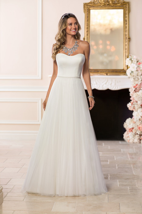 6594 Wedding                                          dress by Stella York