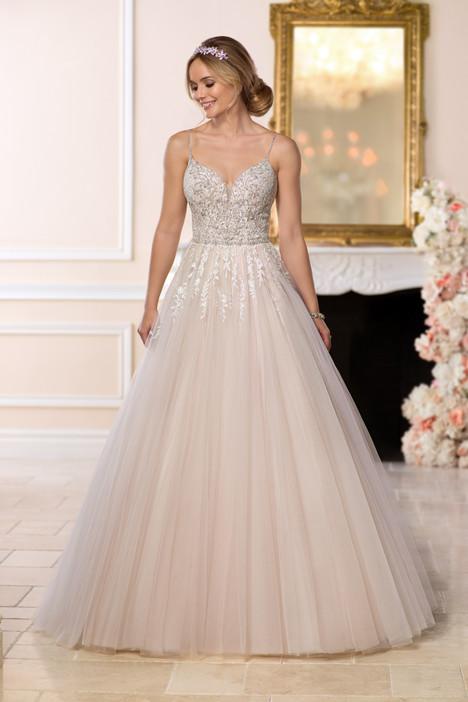 6598 Wedding                                          dress by Stella York
