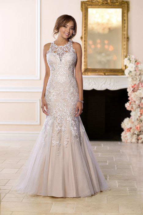 6600 Wedding                                          dress by Stella York