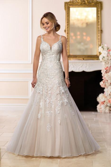 6601 Wedding                                          dress by Stella York