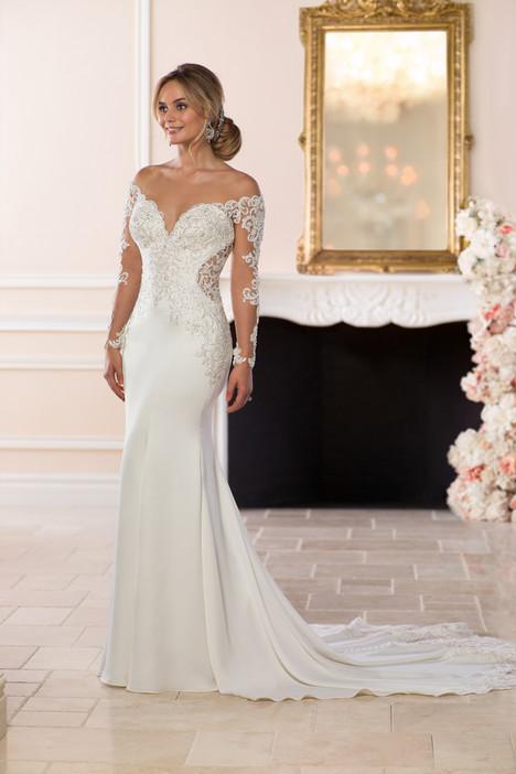 6607 Wedding                                          dress by Stella York