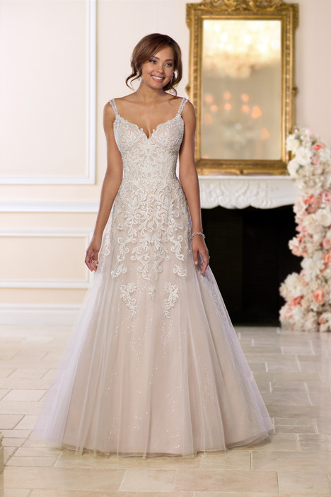 6612 gown from the 2018 Stella York collection, as seen on dressfinder.ca