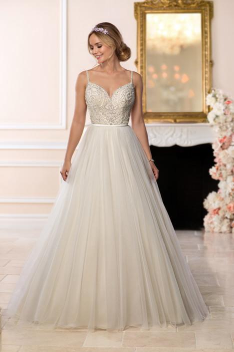 6636 Wedding                                          dress by Stella York