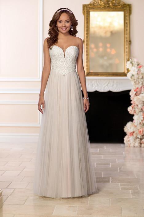 6640 Wedding                                          dress by Stella York
