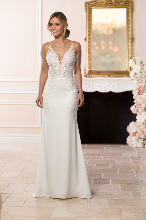 6648 Wedding                                          dress by Stella York