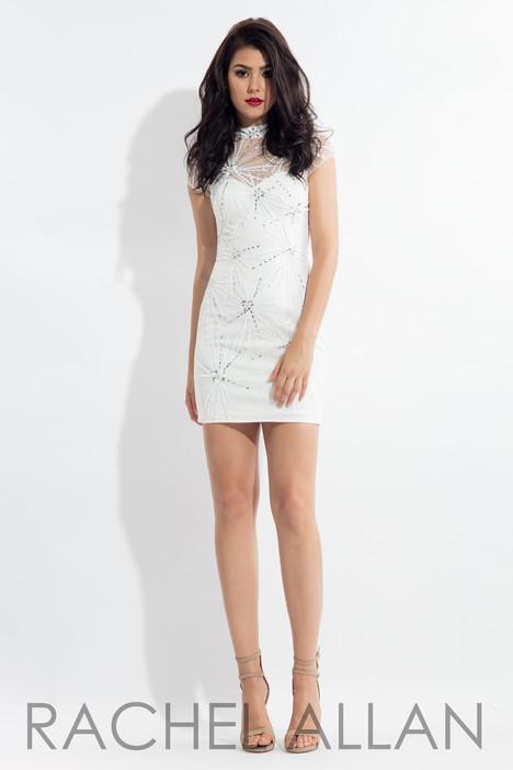 L1126 (White) Prom dress by Rachel Allan : LBD