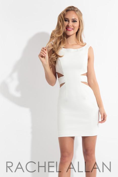 L1153 (White) Prom dress by Rachel Allan : LBD