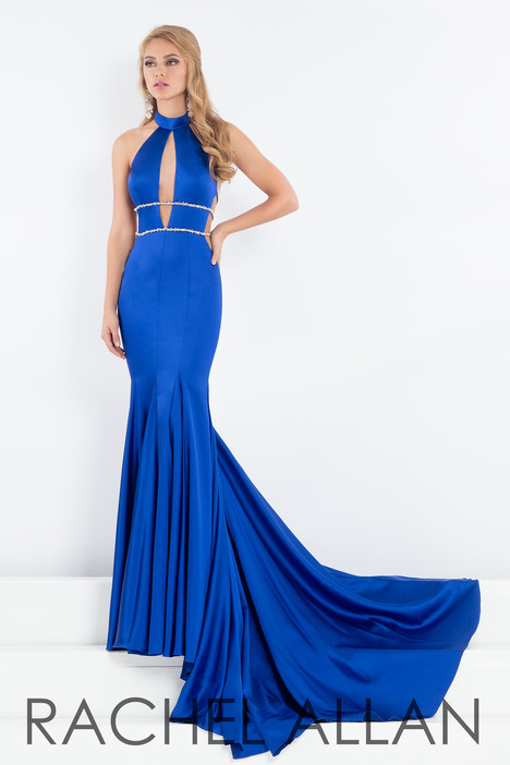5002 (Blue) Prom                                             dress by Rachel Allan : Prima Donna