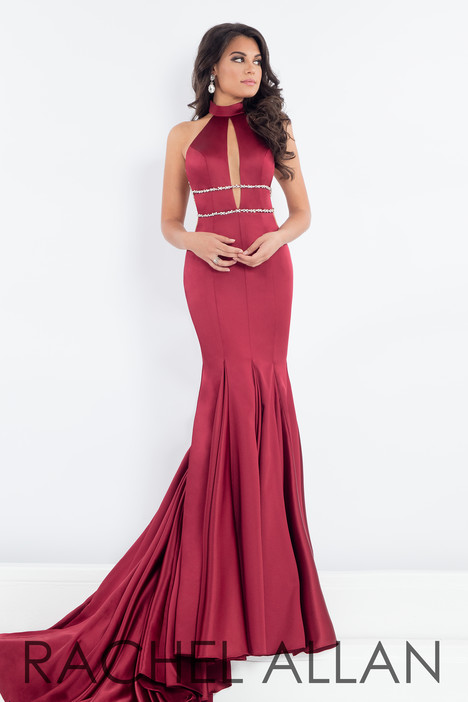 5002 (Red) Prom                                             dress by Rachel Allan : Prima Donna