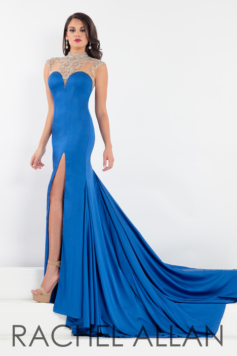 5008 (Blue) Prom                                             dress by Rachel Allan : Prima Donna