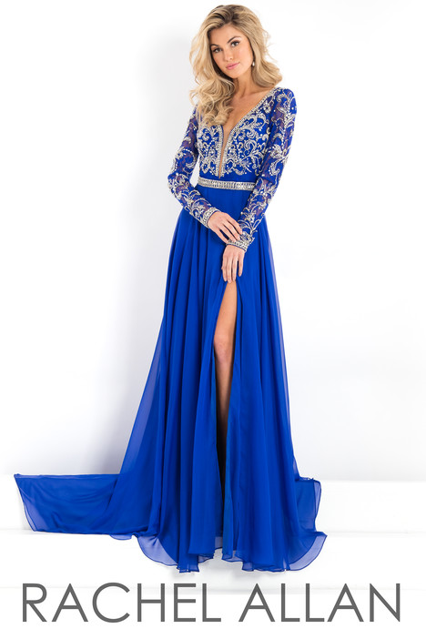5944 (Royal) Prom                                             dress by Rachel Allan : Prima Donna