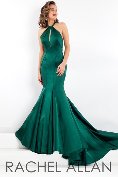 5949 (Emerald) Prom                                             dress by Rachel Allan : Prima Donna