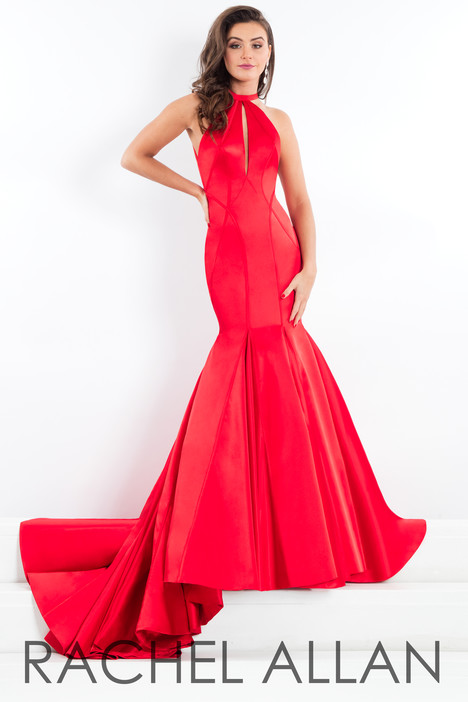 5949 (Red) Prom dress by Rachel Allan : Prima Donna
