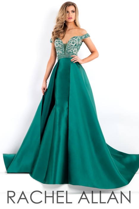 5950 (Emerald) Prom                                             dress by Rachel Allan : Prima Donna