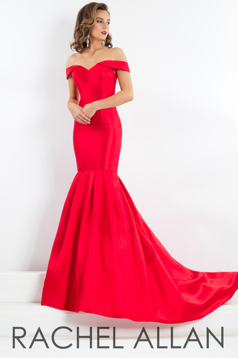 5977 (Red) gown from the 2018 Rachel Allan : Prima Donna collection, as seen on dressfinder.ca