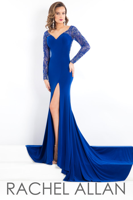 5978 (Royal) gown from the 2018 Rachel Allan : Prima Donna collection, as seen on dressfinder.ca