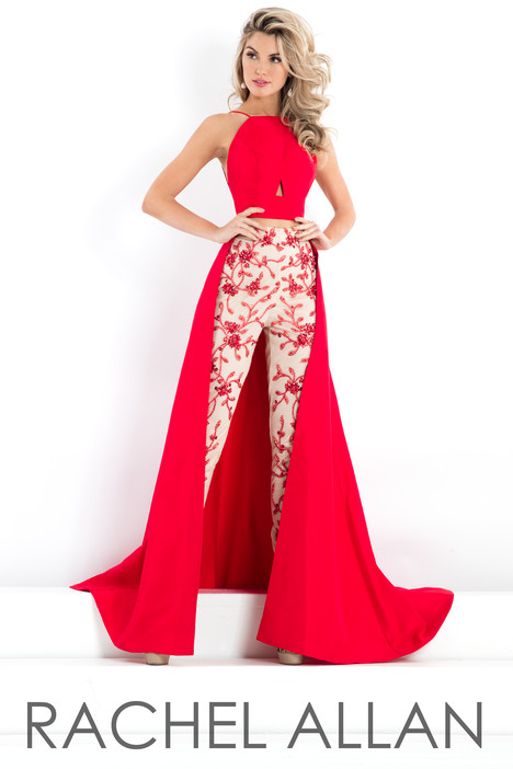 5980 (Red) Prom dress by Rachel Allan : Prima Donna