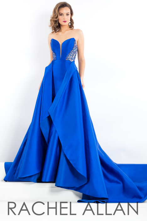 5988 (Royal) Prom                                             dress by Rachel Allan : Prima Donna